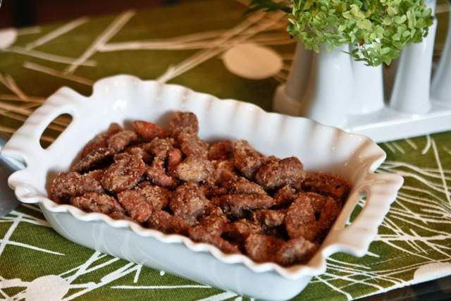 Sugared Pecans