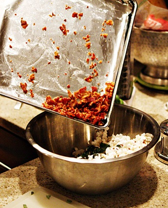 Jen Caputo: Bacon Sage Popcorn