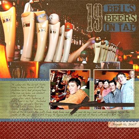 19 Bells Beers On Tap - Maduro - Jen Caputo
