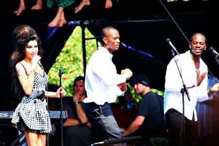 Amy Winehouse - Lollapalooza 2007