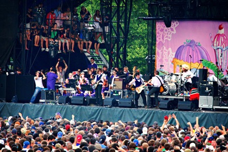 My Morning Jacket - Lollapalooza 2007