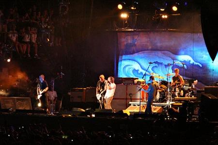 Pearl Jam - Lollapalooza 2007