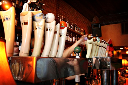 Maduro Bell's Beer Taps