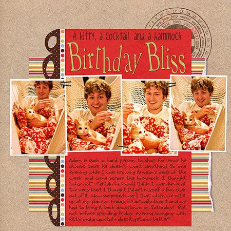Birthdaybliss