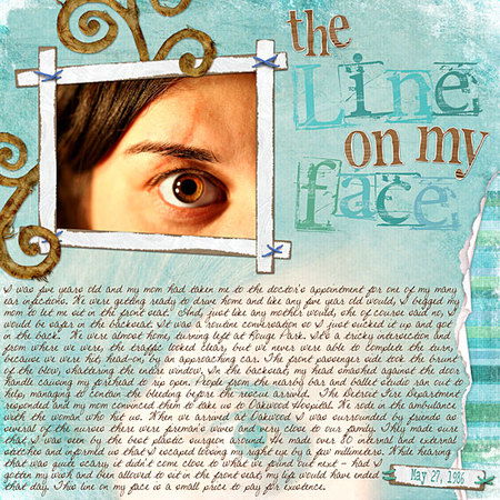 Thelineonmyface
