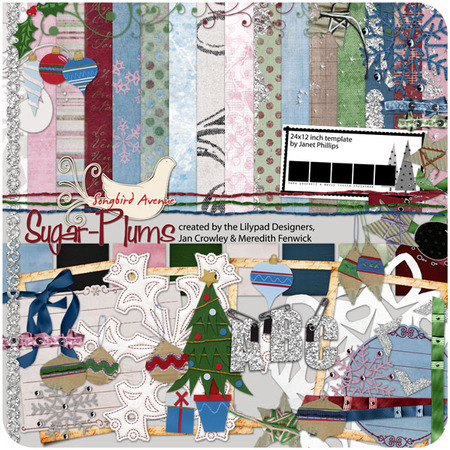 Songbird Ave November Kit