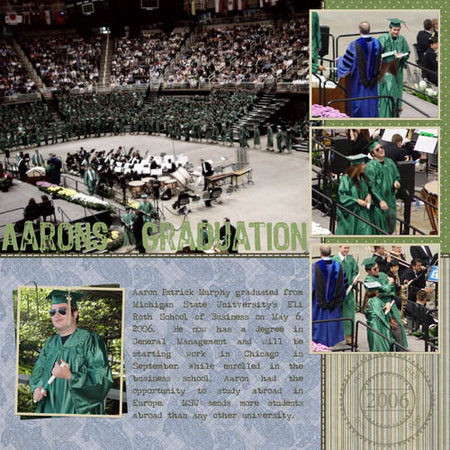 Aaronsgraduation