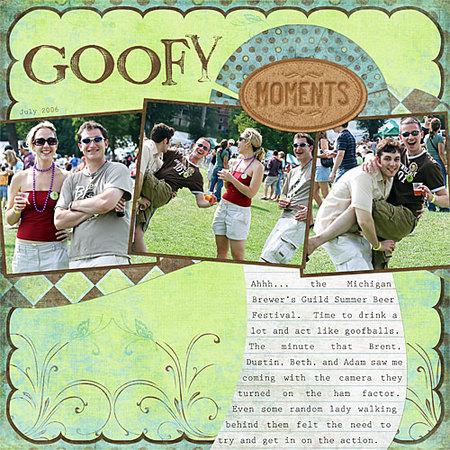 Goofymoments