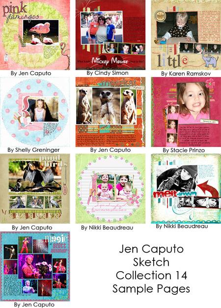 Jencaputocollection14samples_1